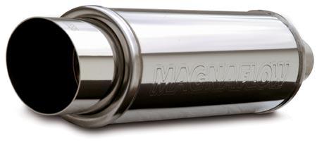 """14859lg 1 - Sisteme de esapament - Sisteme de esapament - Magazin sisteme de eșapament - Toba Magnaflow universala 5X5"""" 14"""" 2.25/4"""" MAG-14859"""