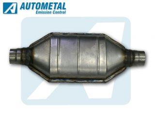 A810 A811 - Sisteme de esapament - Sisteme de esapament - Magazin sisteme de eșapament - Catalizator universal Autometal Euro 3 oval-178 A810