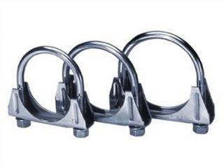 3003SE Colier esapament Fi 49 - Sisteme de esapament - Sisteme de esapament - Magazin sisteme de eșapament - Colier esapament Ø45 tip U - HJS 3002SE