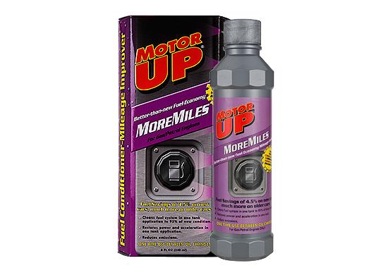 MOTORUP MoreMiles
