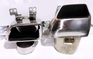 P446 L - Sisteme de esapament - Sisteme de esapament - Magazin sisteme de eșapament - Ornament esapament inox tips trapez P446-L