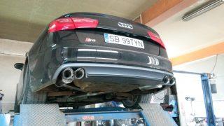 Audi S6 evacuare dual PILOT performance 01 - Sisteme de esapament - Sisteme de esapament - Magazin sisteme de eșapament - Toba inox sport PILOT-performance fi57 rot125 PP512225